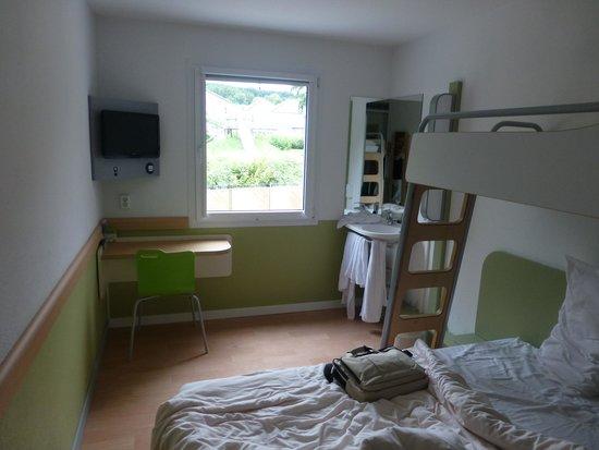 Ibis Budget Bielefeld City Ost: Zimmer