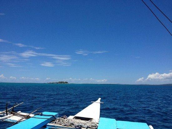 K.I.Marine Sports Center - Day Tours: 船からの景色