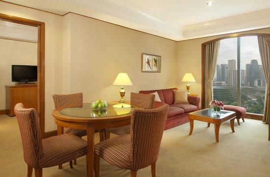 Richmonde Hotel Ortigas Two Bedroom Suite