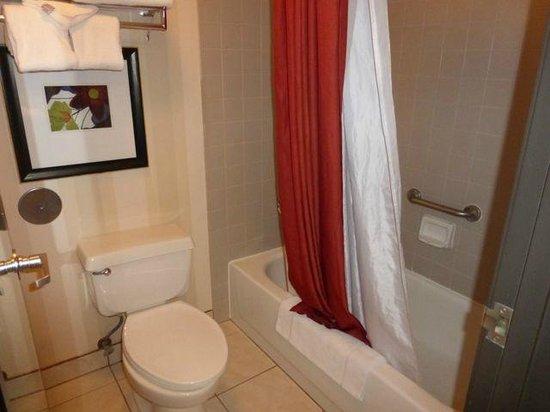 Phoenix Inn Suites : Nice bathroom