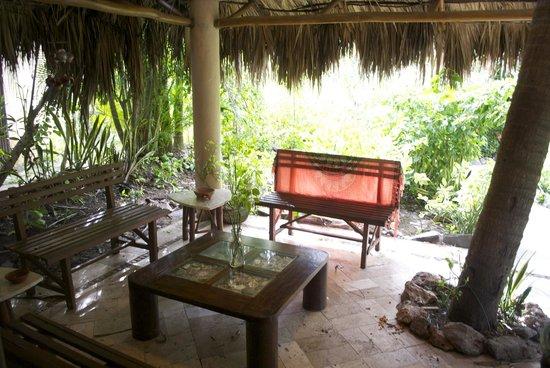 Villas del Palmar : Terrace