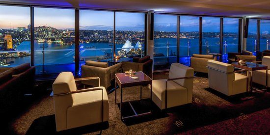 InterContinental Sydney : Sweeping views from Club InterContinental