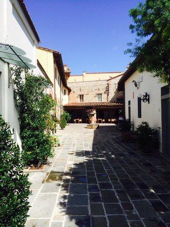 Hotel Mulino di Firenze : Hotel Entrance
