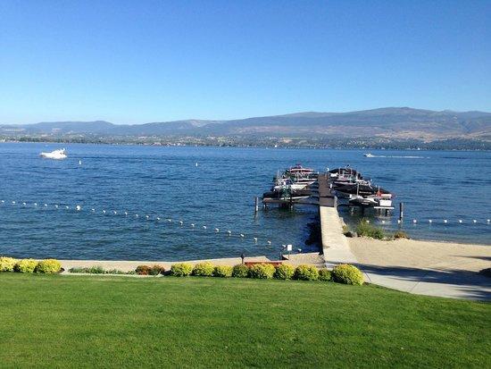 Casa Loma Lakeshore Resort: Marina