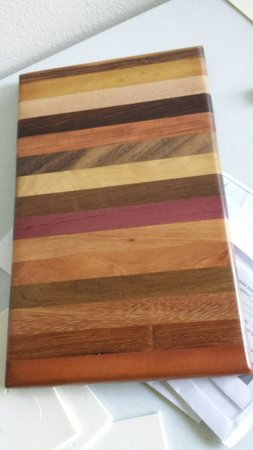 Biesanz Woodworks : Will use this as a cutting board