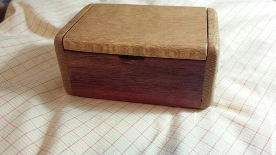 Biesanz Woodworks : Box