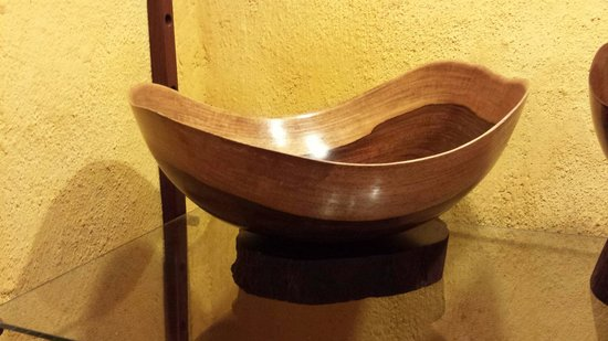 Biesanz Woodworks : One of many bowls