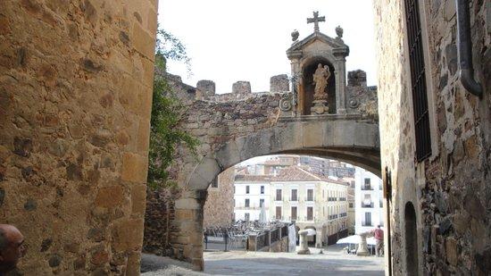Star Archway (Arco de la Estrella): Arco de la Estrella Cáceres
