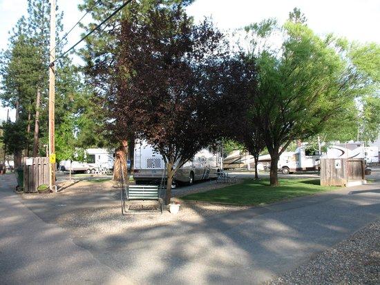 Quincy, Kalifornien: Big Rig Friendly Sites