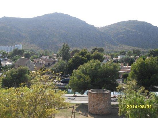 Sol de Alcudia Apartments: View from room 35