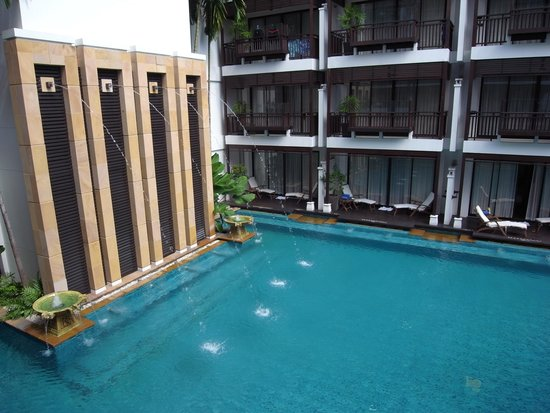 RarinJinda Wellness Spa Resort : swimming pool