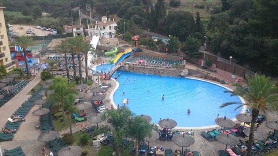 Rosamar Garden Resort: Vistas desde planta 5