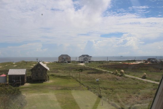 Chicamacomico Life-Saving Station Historic Site & Museum : View from the tower