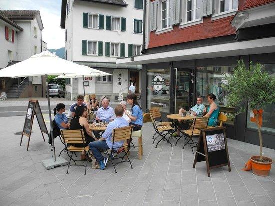 Wildpeak Coffee Shop: coffee plaza