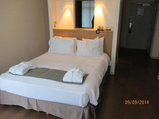 Radisson Blu Balmoral Hotel, Spa: chambre