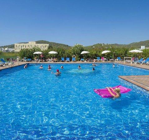 Invisa hotel es pla ibiza sant antoni de portmany for Soggiorno ibiza