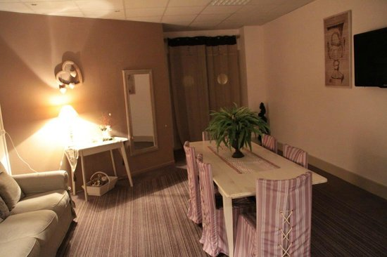 Hotel Bristol : Les communs sont soignés