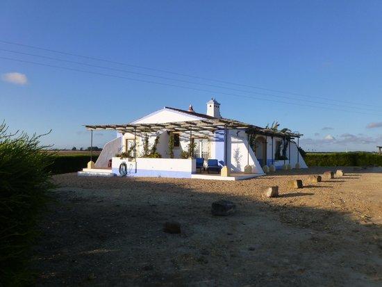 Herdade do Touril: Habitaciones aisladas en pequeñas casas