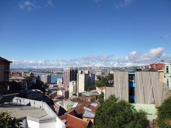 Cerro Concepción: 海の眺め