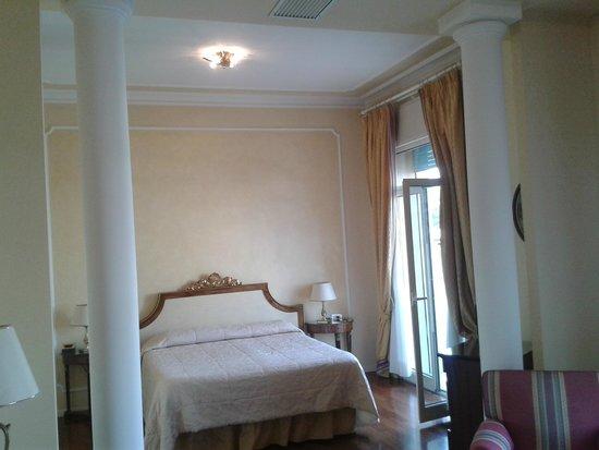 Hotel Europa Terme: junior suite