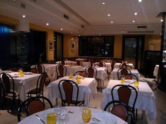 Hotel Ristorante Valdaso : Prima sala
