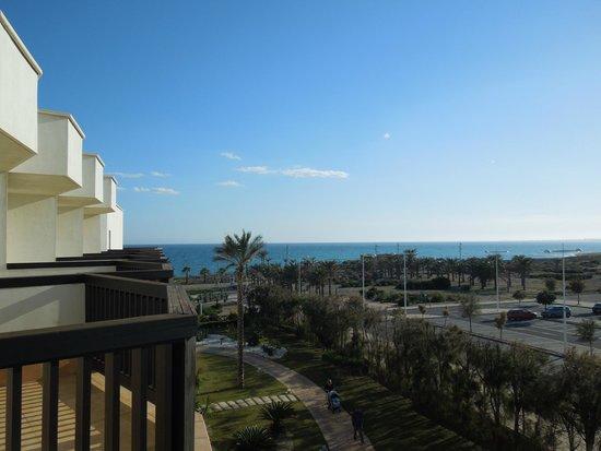 Barcelo Cabo de Gata: desde la habitación