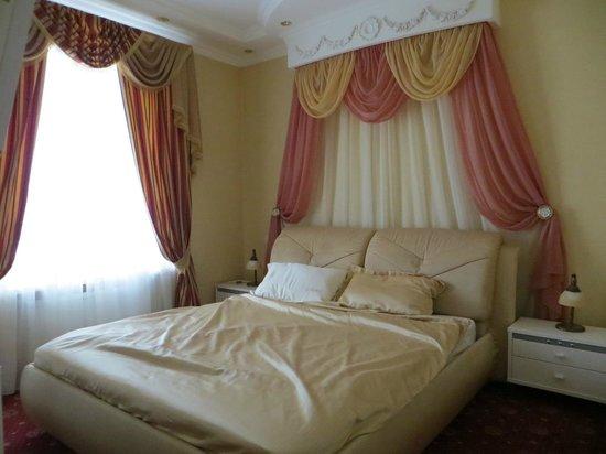 Gintama Hotel: спальня в полулюксе