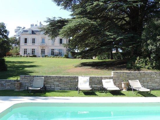 Evidence Maison d'Hôtes : piscine