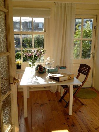 Wherels: Sala da pranzo privata