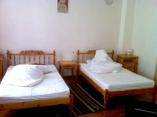 Hotel Malika Bukhara: beds