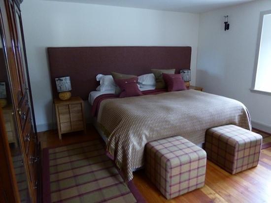 Ardgay, UK: bedroom