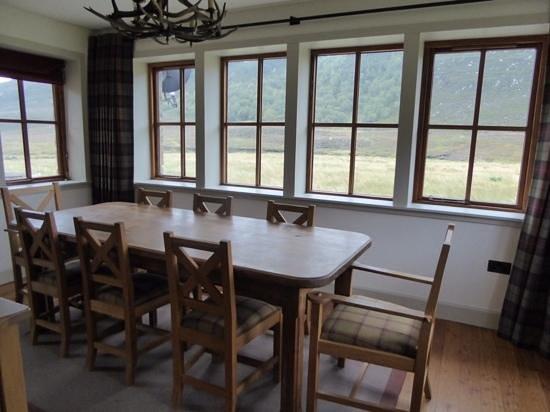Ardgay, UK: diningroom
