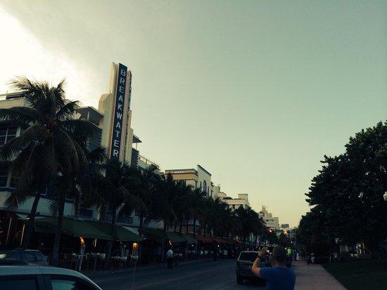 Art Deco Historic District: Fabulous