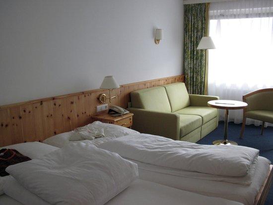 Alpenhof Messmer: Komfort-Zimmer