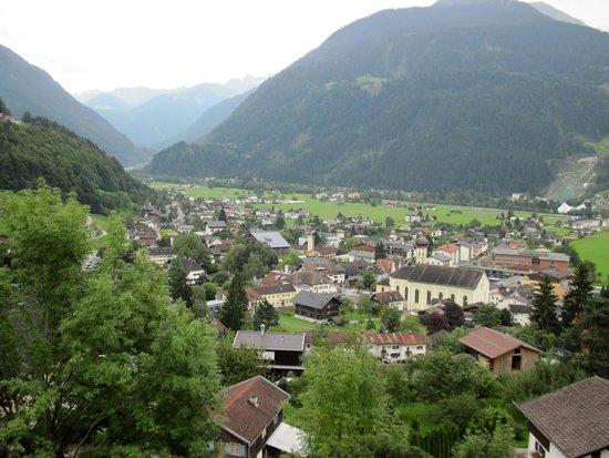Alpenhof Messmer: Zimmeraussicht