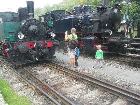 Minett Park Fond-de-Gras: Great Tourist Attraction