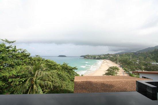 The Shore at Katathani: 객실내 전망