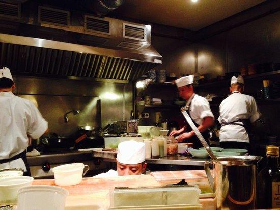 Shunka : Cocina en vivo