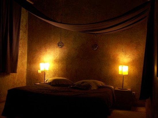 La Ferme Berbère: schlafzimmer