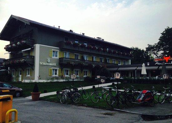 Hotel Schlossblick Chiemsee: Hotelaußenansicht
