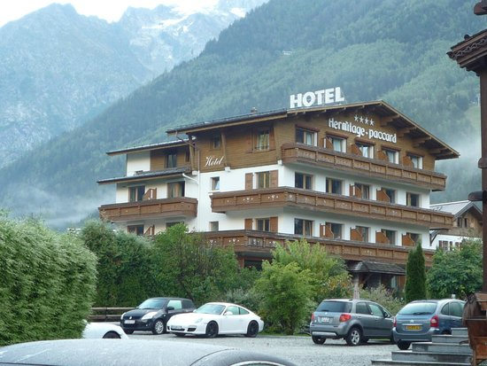 Chalet Hotel Hermitage Paccard : Hotel