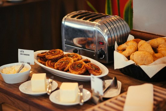Scandic The Mayor: Breakfast buffet