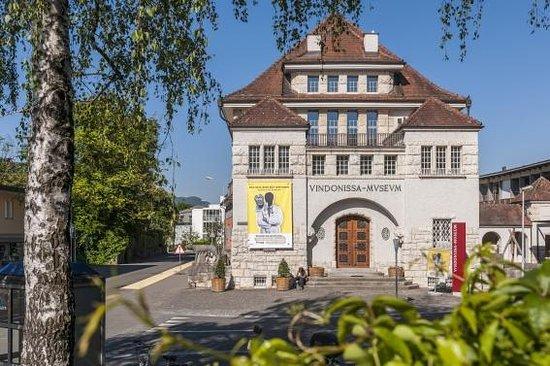 Brugg, Ελβετία: Vindonissa-Museum (c) kathrin schulthess fotografie