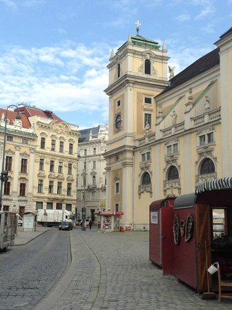 Do Step Inn: Close to many areas in vienna