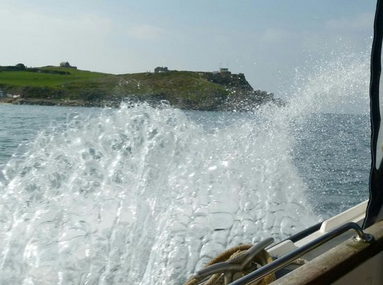 St Ives Boats: Exhilarating journey