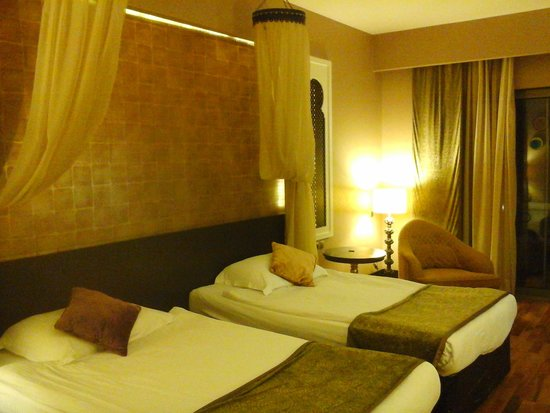 Spice Hotel & Spa: room