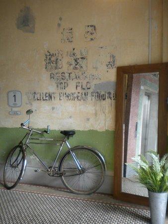 Kam Leng Hotel: Vintage feel