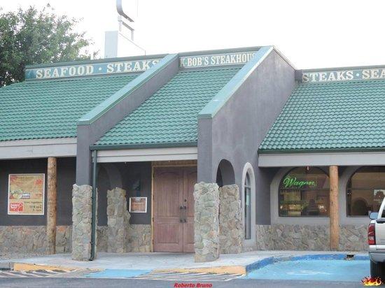 K-BOB'S Steakhouse : Esterno del ristorante