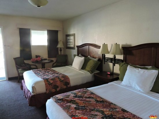 BEST WESTERN Route 66 Rail Haven : Camera