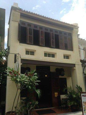 Jawi House Cafe & Gallery: Shopfront